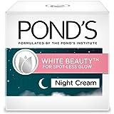 POND'S White Beauty Night Cream, 50 g
