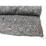 NEEDLED WOOL FELT SOLD BY THE METER UPHOLSTERY SUPPLIES
