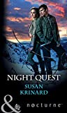 Night Quest (Mills & Boon Nocturne) (Nightsiders, Book 5)