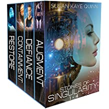 Stories of Singularity #1-4  (Restore, Containment, Defiance, Augment) (English Edition)