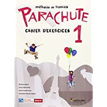 PARACHUTE 1 PACK CAHIER D\'EXERCICES - 9788496597990