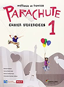 PARACHUTE 1 PACK CAHIER D EXERCICES