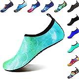 Die besten Wasser-Schuhe für Frauen - welltree Herren Damen Wasser Schuhe Quick Dry Sport Bewertungen