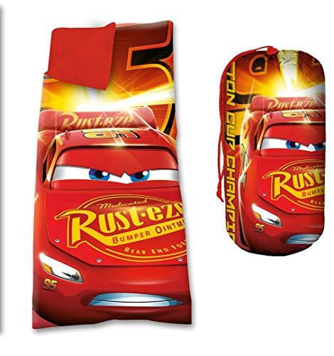 sack Kinderschlafsack mit Disney Cars Cars 3 140x70 cm ()