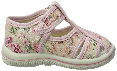Primigi Pbb 7514, Chaussures Marche Bébé Fille Multicolore (Salmone-mult.)