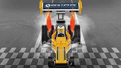 LEGO 60151 Dragster Transporter Set