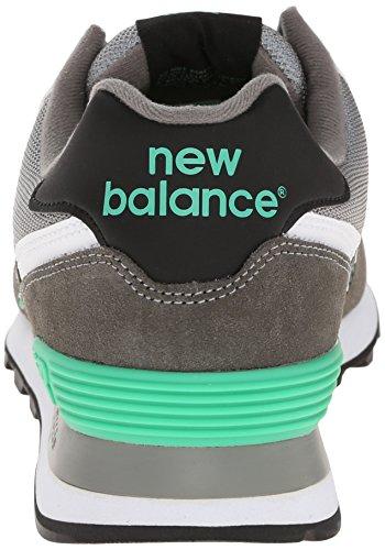 New Balance NBML574CPD Sneaker Grigio (Grau (CPF GREY/GREEN))