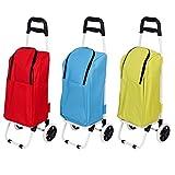 Einkaufstrolley Trolley Kühltasche Kühlbox Tiefkühltasche Einkaufswagen Einkaufstasche in 3 Farben