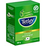 Tetley Green Tea, Long Leaf, 100g