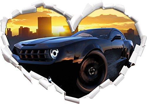 chevrolet-a-forma-di-cuore-al-tramonto-nero-nel-formato-adesivo-aspetto-parete-o-una-porta-3d-62x435