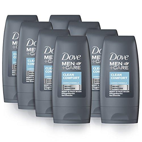 Dove Men clean comfort - Gel de ducha