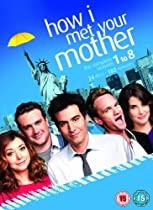 How I Met Your Mother - Season 1-8 [Import anglais]