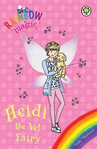 Heidi the Vet Fairy: Special (Rainbow Magic)