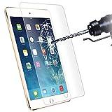 Didisky Pellicola Protettiva in Vetro Temperato per iPad Mini 1/2 / 3 [Tocco Morbido ] Facile da Pulire, Facile da installare, Trasparente [ 2 Pezzi ]
