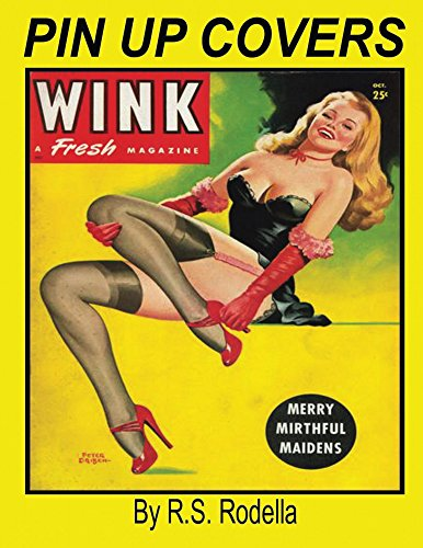 Pin-Up Magazine Covers Coffee Table Book (English Edition) -