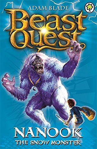Nanook the Snow Monster: Series 1 Book 5 (Beast Quest)