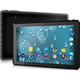 "10"" Android 5.1 HD Quad Core Tablet PC with HDMI, GPS, Bluetooth, HD 1024 x 600 screen, OTA Update - Black"