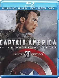Captain America - Il primo vendicatore(limited edition) (3D+2D+DVD)