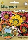 Mittagsgold Sunshine Mischung Saatband für Balkon & Terrasse reiches Farbenspiel frühzeitige Blüte 53025