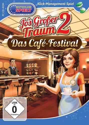 Jo's großer Traum 2: Das Café Festival