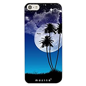 Mozine Night Vision Printed Mobile Back Cover For Apple Iphone 4s