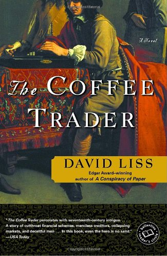 The Coffee Trader: A Novel (Ballantine Reader's Circle)