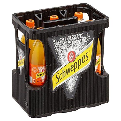 Schweppes Bitter Orange MEHRWEG (6 x 1.00 l)