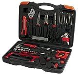 Pavo Premium 68-teilig Werkzeugset Werkzeugkasten, 8041053