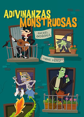 Adivinanzas monstruosas (Adivina adivinanza) por Rafael Ordonez