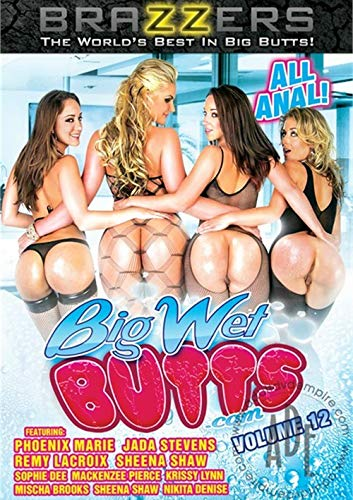 Big Wet Bu.tts Vol. 12 BRAXXERS OILED