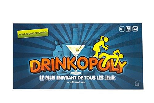 Drinkopoly Plus Enivrant de Tous les Jeux - le Roi de Jeux...