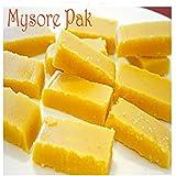 Ghasitaram Gifts Diwali Gifts Diwali Sweets - Soft Mysore Pak (400 Gms)