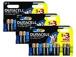 Duracell MX1500 Ultra Power AA Size B...