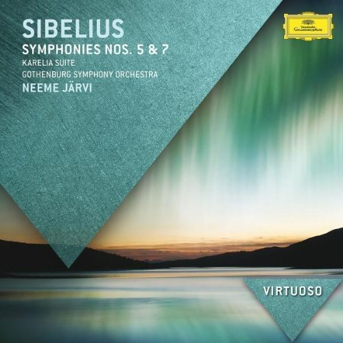 Sibelius: Symphonies Nos.5 & 7; Karelia Suite (Virtuoso series)