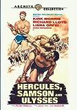 Hercules, Samson And Ulysses [DVD] [1965] [Region 1] [US Import] [NTSC]