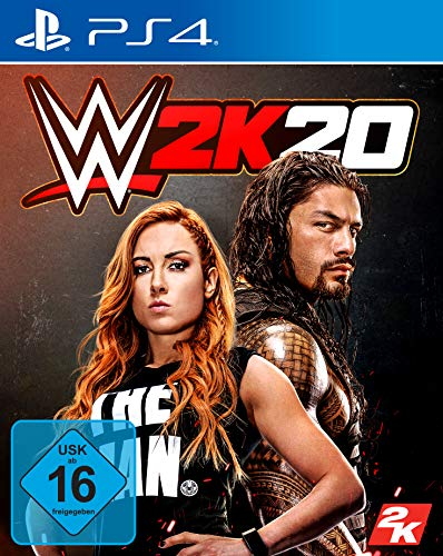 WWE 2K20 - Standard Edition - [PlayStation 4]