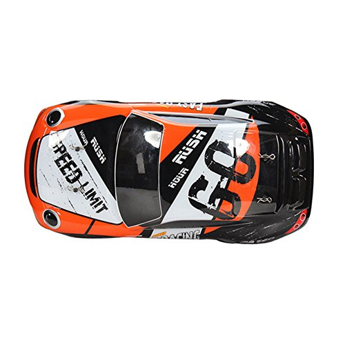 RC Auto kaufen Drift Car Bild 3: ZHAGOO Elektro Spielzeugautos A252, 2,4 G, Ma stab 1 24, 40 km h, 4 WD, RTR High Speed Funksteuerung, RC Drift Flat Sportwagen Spielzeug*