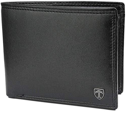TRAVANDO ® Geldbeutel Männer Oslo Geldbörse Herren Portemonnaie Portmonaise Portmonai Geldtasche Brieftasche Portmonee
