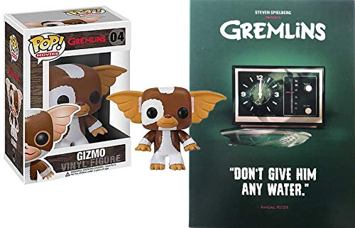 Do Not Give Him Water after midnight Critters DVD Gremlins Stephen Spielberg Presents Gizmo Gremlin Pop! Figure Funko Vinyl Movie Character 2 pack