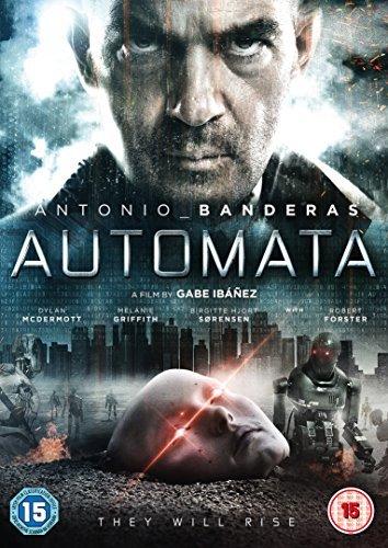 Automata [DVD] [2015] by Antonio Banderas
