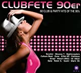 Clubfete 90er-60 Club & Party Hits of the 90's