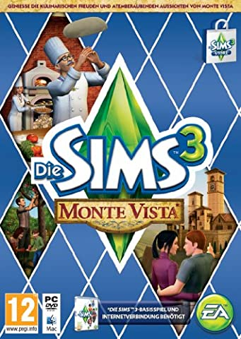 Die Sims 3: Monte Vista (Add-On) [AT PEGI]