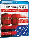 House Of Cards 5 Temporada Blu-ray España