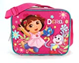 Best Ruz Lunch Boxes - Lunch Bag - Dora the Explorer w/Boots Flower Review