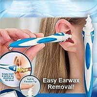 tophome limpiador de oídos oído cera eliminación segura y eficaz