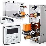 Dampfgenerator Dampfbad 3 KW SET Ultimate Plus inkl. Duftpumpe 2-fach 230V