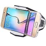 Finoo Universal Auto-Handy-Halterung   Smartphone Auto KFZ Halterung   Krokodil Klammer für das Armaturenbrett   Für z.B. iPhone 6S/6/6S Plus/6 Plus/7/7 Plus   Weiß
