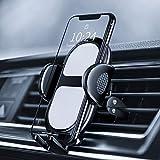 EONO by Amazon - Porta Cellulare da Auto, Supporto Telefono Rotazione Universale 360°, Accessori Auto per Cellulare, Auto Uni
