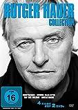 Rutger Hauer Collection : Nighthawks (Nachtfalken) / Moving McAllister / Ruf der Wildnis / Omega Doom [2 DVDs]