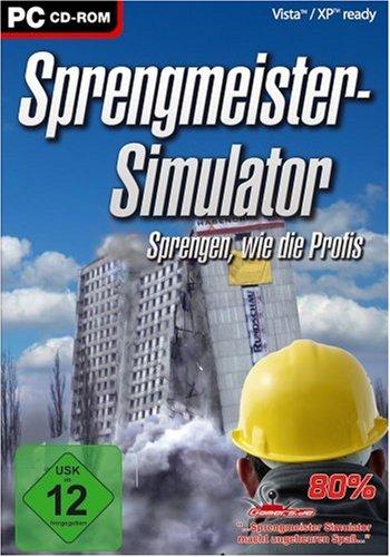 Sprengmeister Simulator: Sprengen wie die Profis